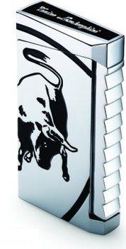 Lamborghini Feuerzeug 'Toro' schwarz