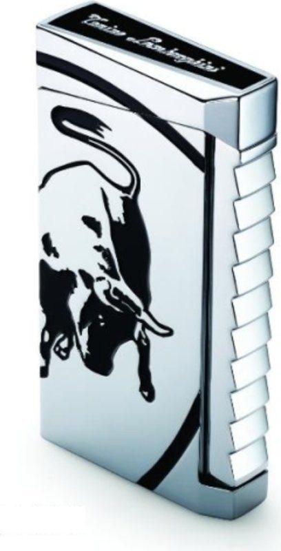 Lamborghini Toro Feuerzeug Schwarz Kostenloser Versand