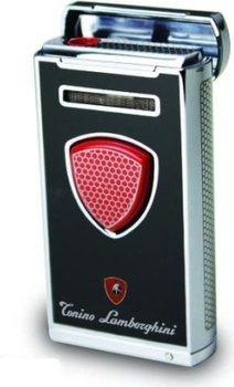 Lamborghini Feuerzeug 'Pergusa' schwarz