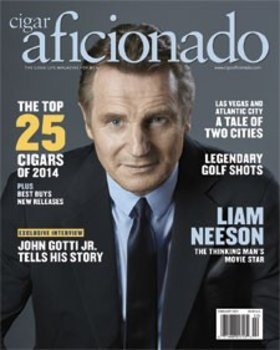 Cigar Aficionado Magazin - Jan / Feb 2015