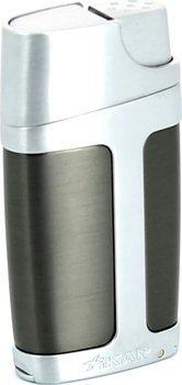 Xikar Feuerzeug Element Double Jet-Gunmetal