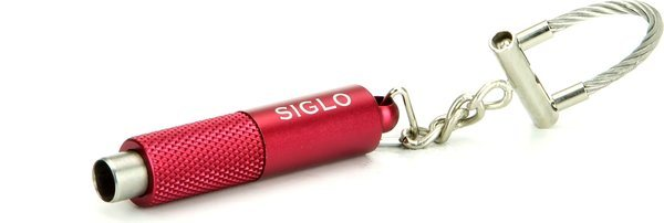 Siglo Key Chain Cutter Metallic Red Foto 2