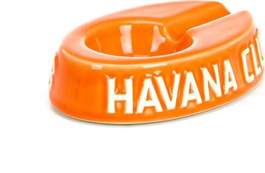 Havana Club Egoista Aschenbecher orange