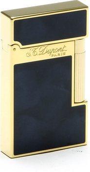S.T. Dupont Atelier Feuerzeug Lack dunkelblau
