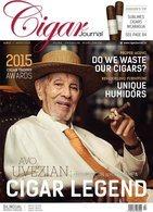 Cigar Journal Magazin - 04/2015