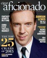 Cigar Aficionado Magazin - Jan / Feb 2016