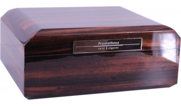 Prometheus Humidor Makassar 50 Zigarren Oktagon