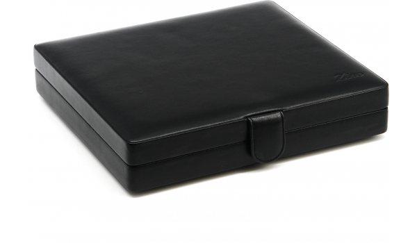 Zino Reisehumidor Leder schwarz soft