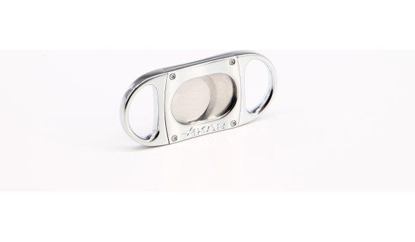 Xikar M8 Metall Cutter Chrom Silber