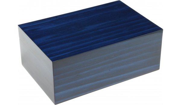 Gentili Humidor Blau 30 Zigarren