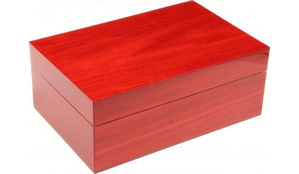 Gentili Humidor Rot 30 Zigarren