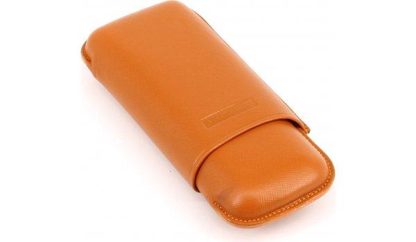 Martin Wess Zigarrenetui Double Robusto Orange