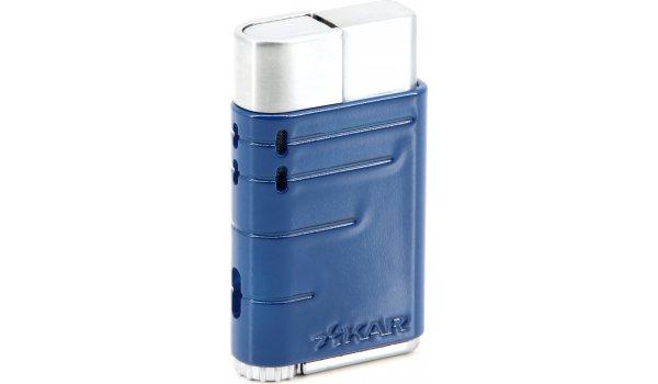 Xikar Linea Jetfeuerzeug blau