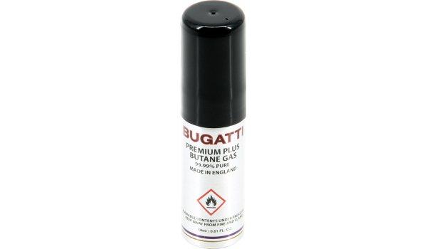 Bugatti Premium Plus Butane Gaskartusche 18ml