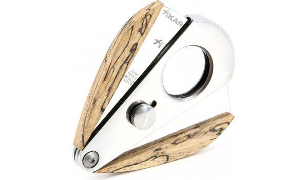 Xikar Xi3 Doppelklingencutter Gespaltenes Tamarinden Holz