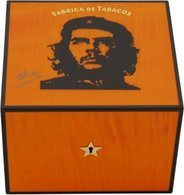 Elie Bleu Humidor Che Orange