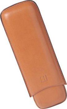 Dunhill Zigarren-Etui Terracotta Robusto 2er