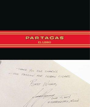 Zigarrenbuch Partagas - Das Buch/Le Livre von Amir Saarony (deutsch und französisch)