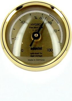 Hygrometer adorini Cigar Edition klein
