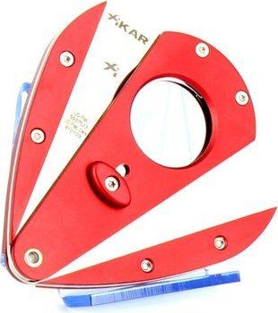 Xikar 1 Doppelklingencutter - Xi1 rot
