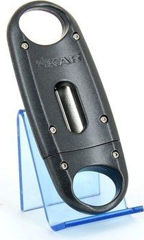 Xikar Zigarrenschneider VX V-Schnitt, gunmetal