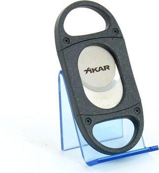 Xikar X8 Doppelschnitt silber