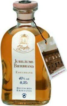 Ziegler Jubiläums Bierbrand 0,05l - Zigarrenbrand